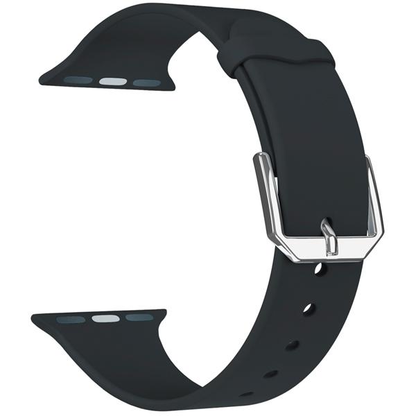 Ремешок LYAMBDA ALCOR Apple Watch 38/40mm ALCOR DS-APS08C-40-BK