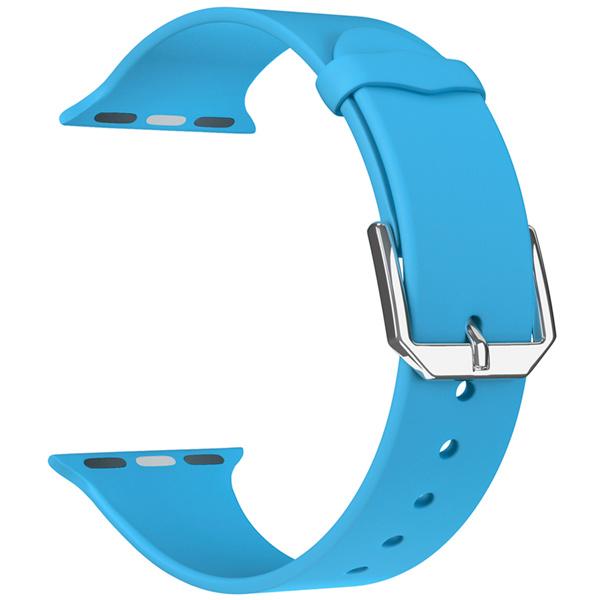 Ремешок LYAMBDA ALCOR Apple Watch 38/40mm ALCOR DS-APS08C-40-BL