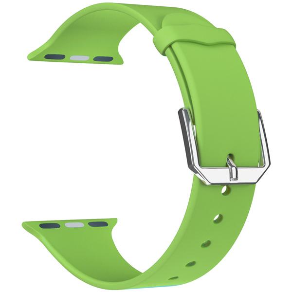 Ремешок LYAMBDA ALCOR Apple Watch 38/40mm ALCOR DS-APS08C-40-GN