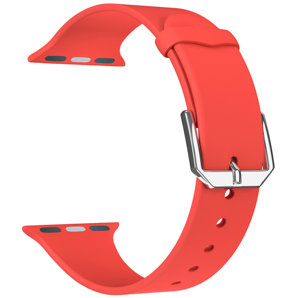 Ремешок LYAMBDA ALCOR Apple Watch 42/44mm ALCOR DS-APS08C-44-RD
