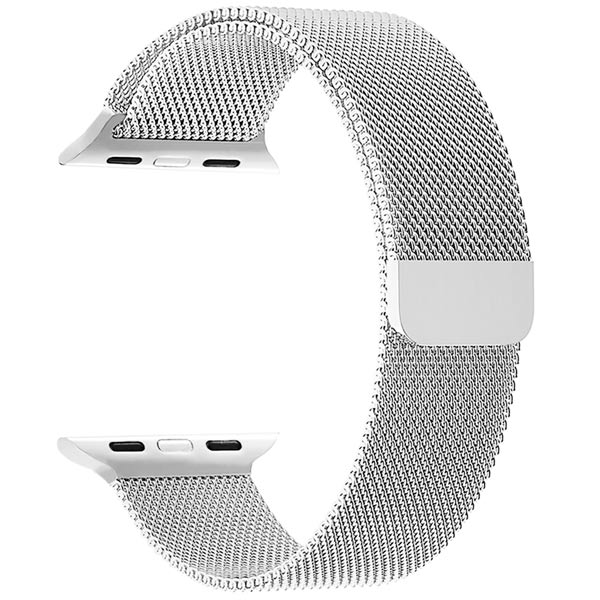 Ремешок LYAMBDA CAPELLA Apple Watch 38/40mm CAPELLA DS-APM02-40-WT белый