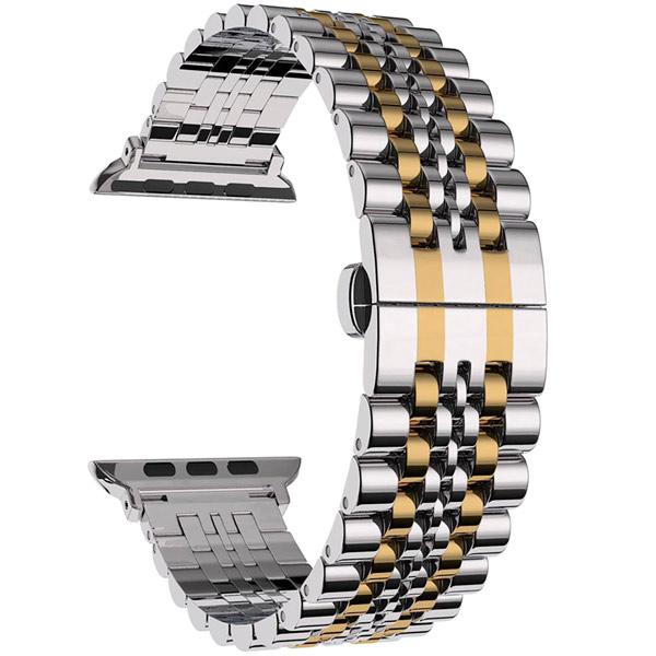 Ремешок LYAMBDA CASTOR Apple Watch 42/44mm CASTOR DS-APG-04-44-SG