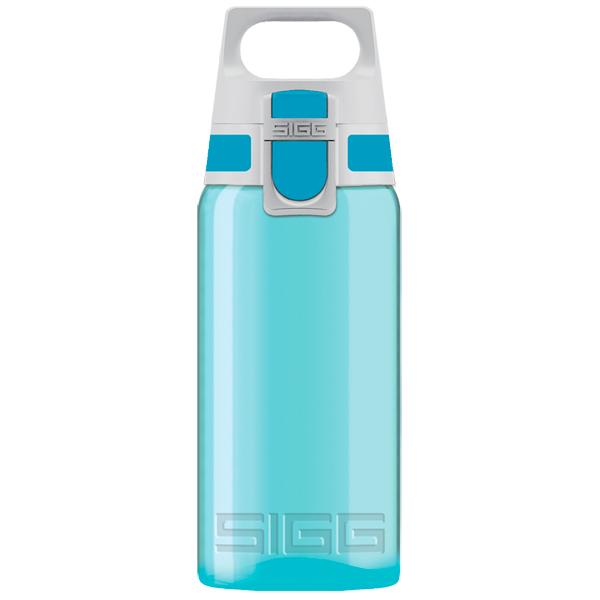 Бутылка для воды Sigg Viva One 500мл Aqua (8631.40)