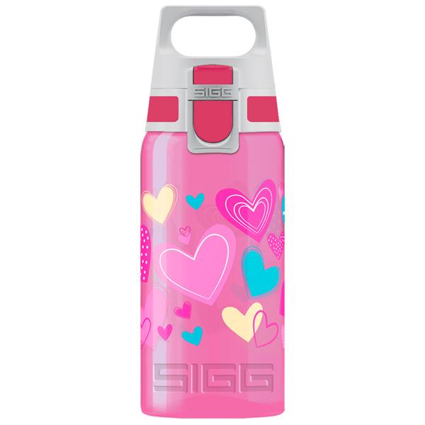 Бутылка для воды Sigg Viva One Hearts 500мл (8686.00)