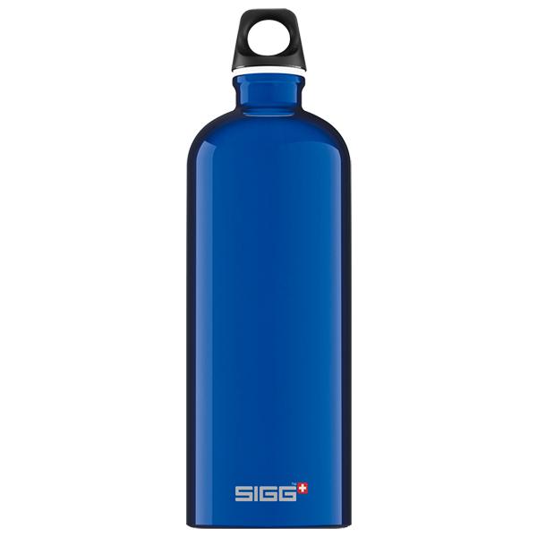 Бутылка для воды Sigg Traveller 1л Dark Blue (7533.30) фото