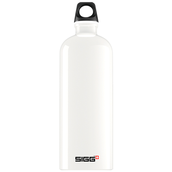 Бутылка для воды Sigg Traveller 1л White (8159.10) фото