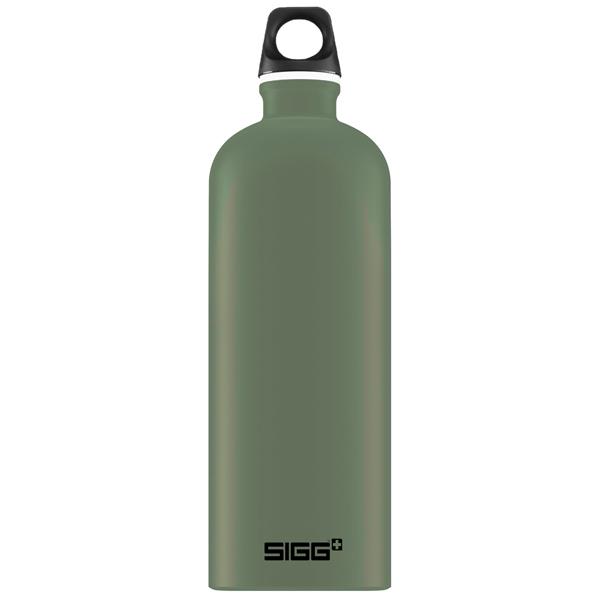 Бутылка для воды Sigg Leaf Green 1л (8744.20) фото