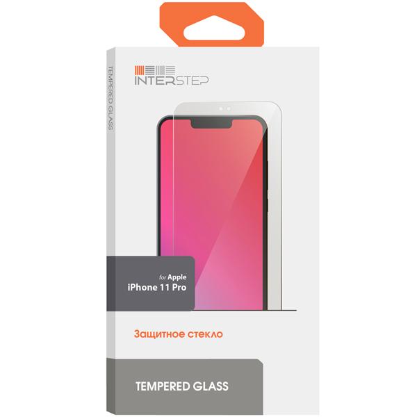 Защитное стекло InterStep для iPhone11 Pro