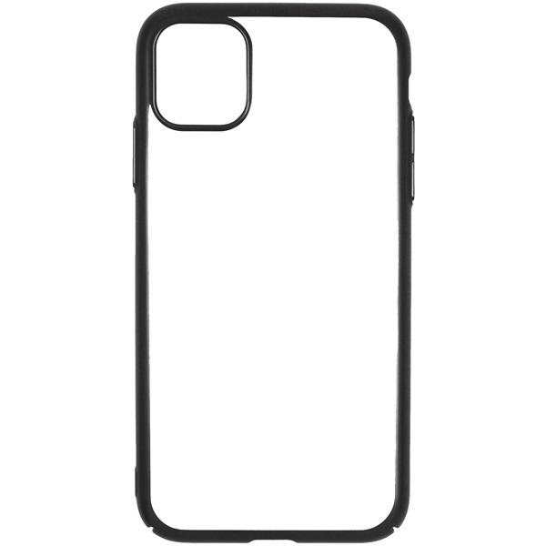 Чехол InterStep — DECOR NEW MAT MV iPhone 11 Black