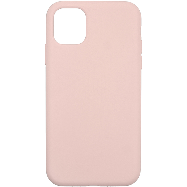 Чехол InterStep 4D-TOUCH MV iPhone 11 Pink фото