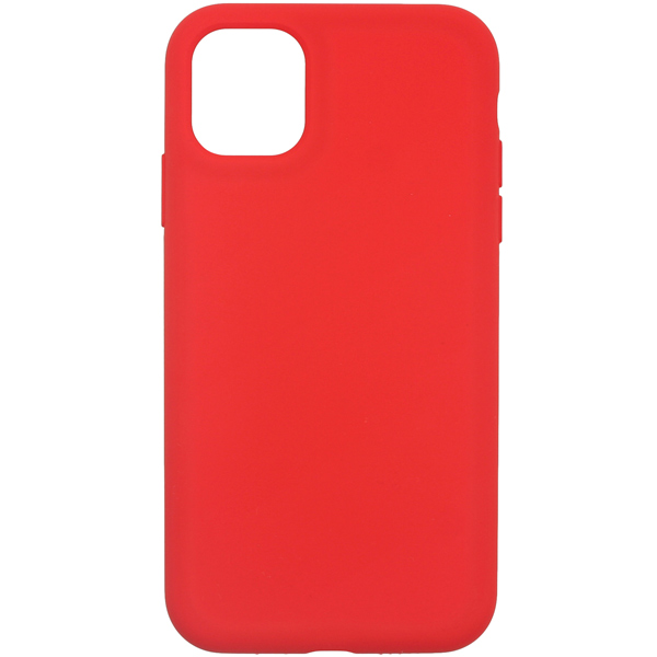 Чехол InterStep — 4D-TOUCH MV iPhone 11 Red