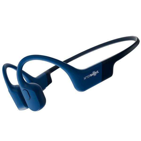 Наушники с костной проводимостью звука AfterShokz Aeropex Blue Eclipse (AS800BE)