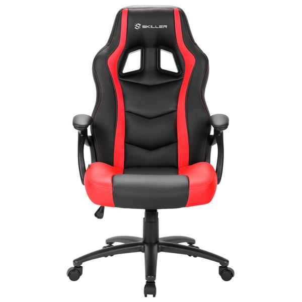Кресло компьютерное игровое Sharkoon Skiller SGS1 Black/Red SHARKOON