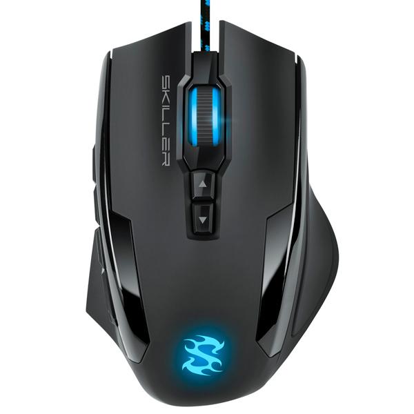 Игровая мышь Sharkoon — Skiller SGM1