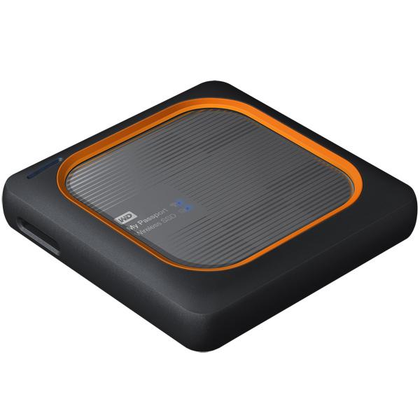 Внешний диск SSD WD 2TB My Passport WL (WDBAMJ0020BGY)
