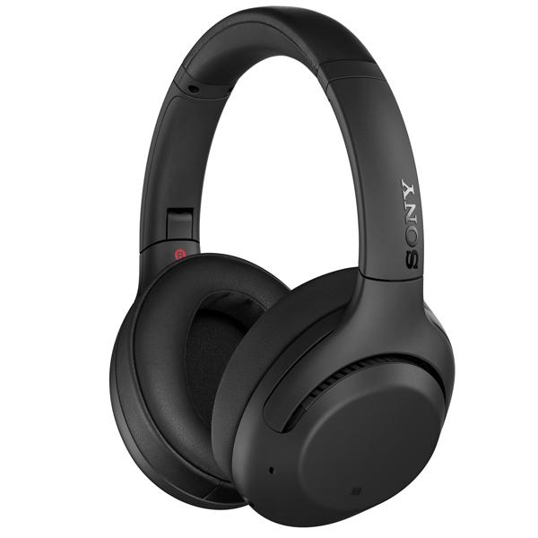 Наушники накладные Bluetooth Sony WH-XB900N Black