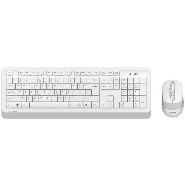 Комплект клавиатура+мышь A4Tech