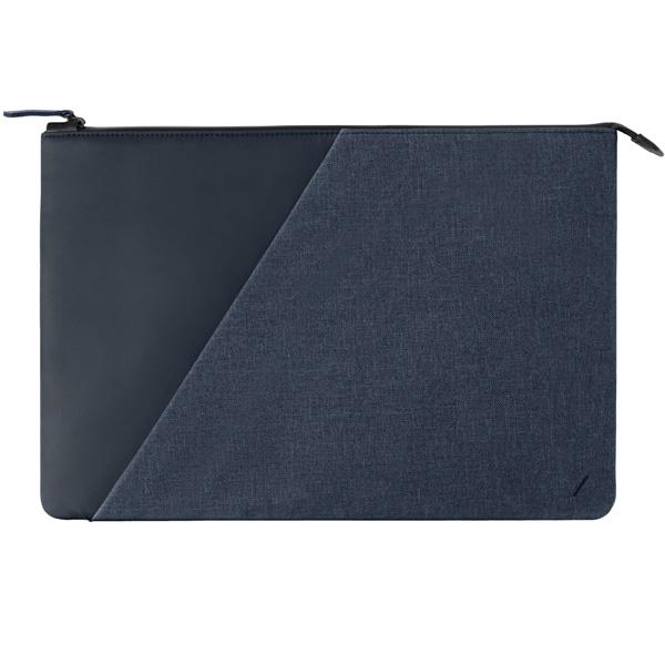 """Кейс для MacBook Native Union 12"""" Stow Indigo (STOW-CSE-IND-FB-12) индиго"""