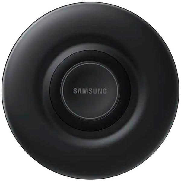 Купить Беспроводное зарядное устройство Samsung EP-P3105 Black (EP-P3105TBRGRU) в каталоге интернет магазина М.Видео по выгодной цене с доставкой, отзывы, фотографии - Ростов-на-Дону