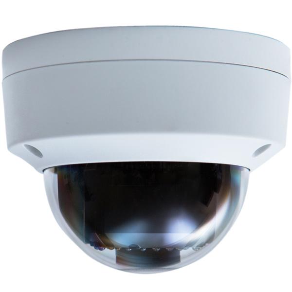 IP-камера Ростелеком — купольная IP-камера DS-2CD3VC