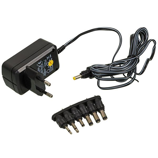 Зарядное устройство для циф.фотоаппарата Hama Eco 600mA (121971) черного цвета