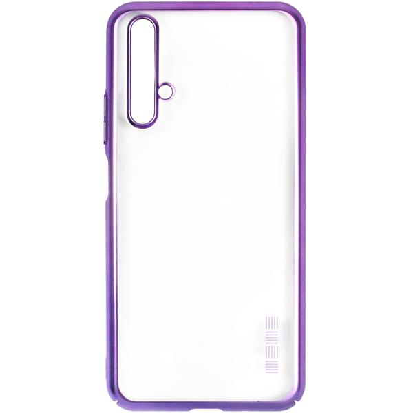 Чехол InterStep — Decor NEW MAT MV для Huawei Nova 5T, Violet