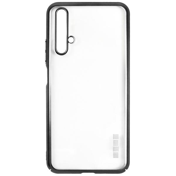 Чехол InterStep — Decor NEW MAT MV для Huawei Nova 5T, Black