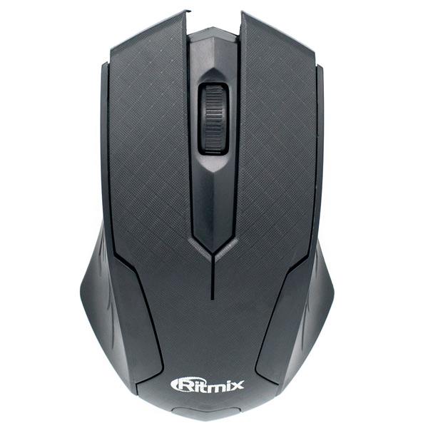 Мышь беспроводная Ritmix RMW-575 Black