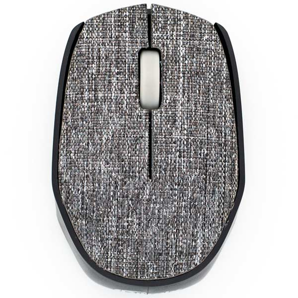Мышь беспроводная Ritmix RMW-611 Grey Fabric