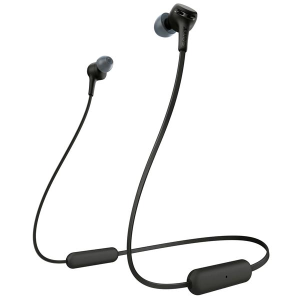 Наушники внутриканальные Bluetooth Sony WI-XB400 Black