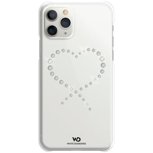 Чехол White Diamonds Eternity iPhone 11 Pro прозрачный/кристаллы прозрачного цвета