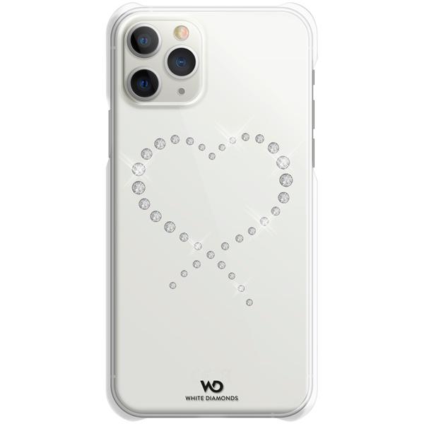 Чехол White Diamonds Eternity iPhone 11 Pro Max прозрачный/кристаллы прозрачного цвета