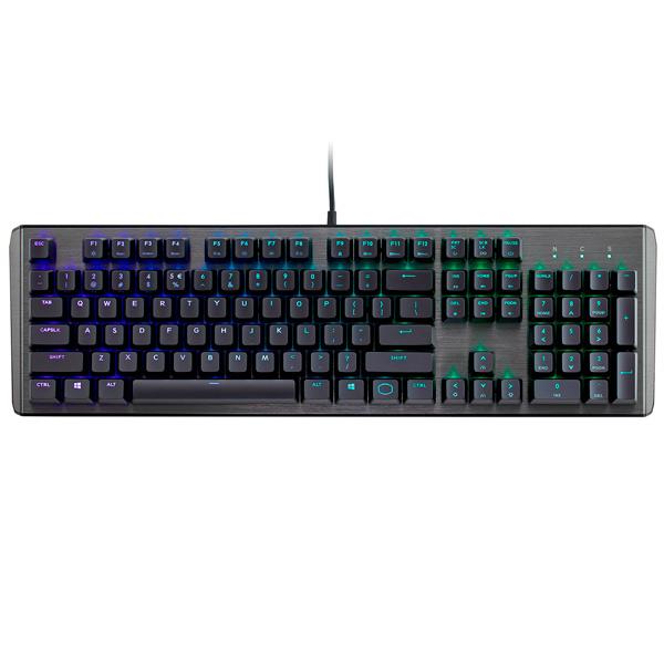 Игровая клавиатура Cooler Master CK-550-GKGR1-RU
