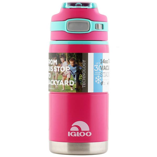 Термокружка Igloo Tahoe 410мл Pink (00070363)