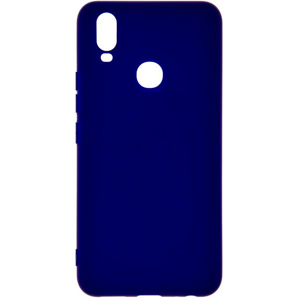 Чехол для сотового телефона InterStep Candy MV для Vivo Y11, Blue