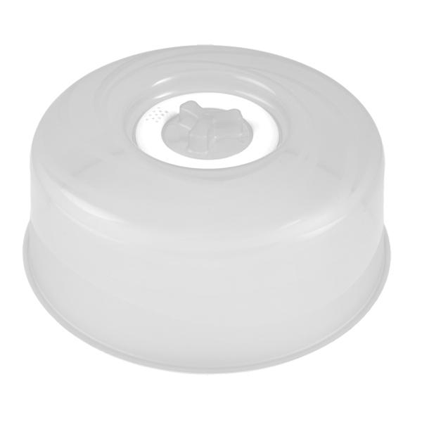 Крышка для посуды в микроволновую печь Giaretti Bono с паровыпускным клапаном D250 (GR2290)