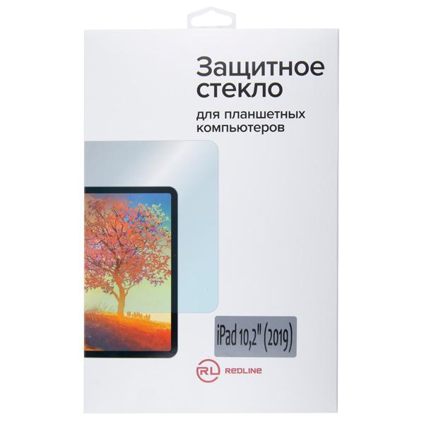 Защитное стекло для iPad Red Line для iPad 10.2\'\' (2019)