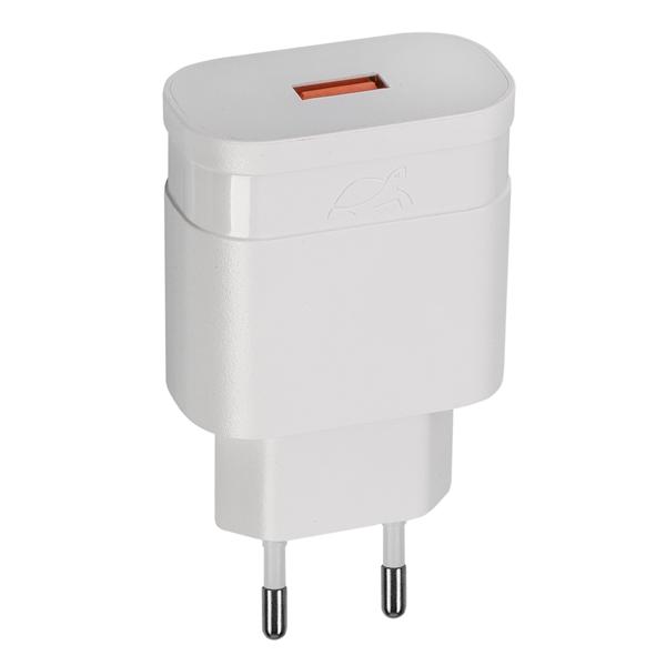Сетевое зарядное устройство RIVACASE FC 18W (PS4110 W00)