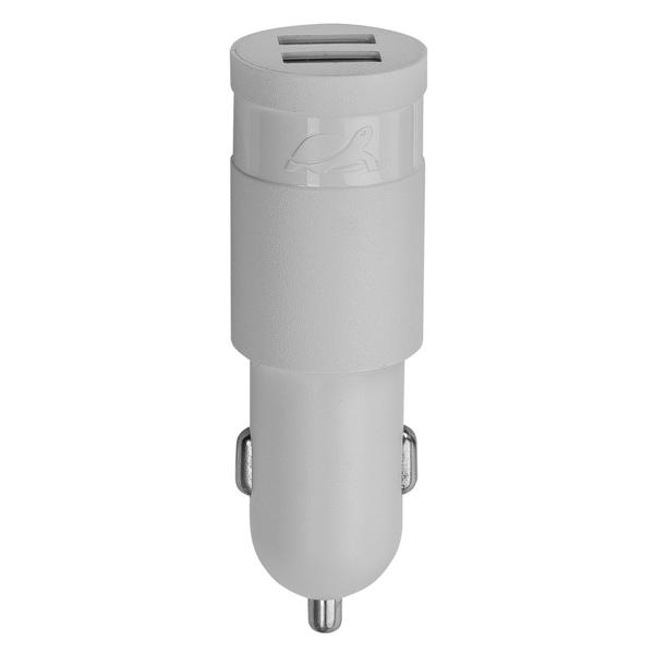 Автомобильное зарядное устройство RIVACASE 2*USB 2,4A (PS4222 W00)
