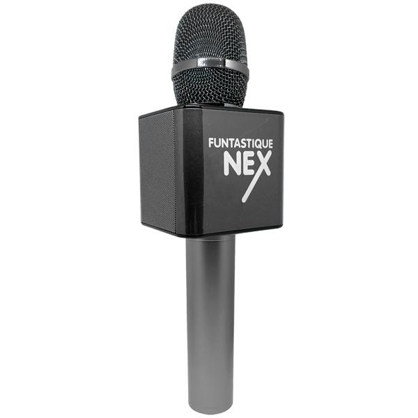 Микрофон беспроводной Funtastique Nex FM01B Black
