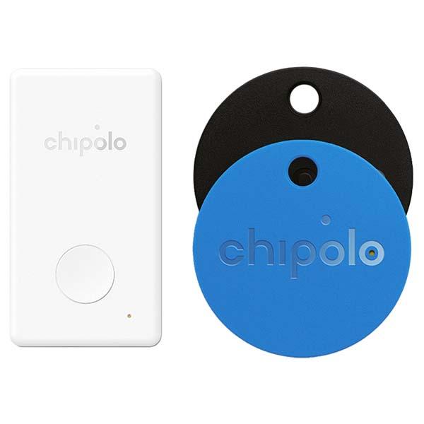 Комплект умных брелков Chipolo Plus/Card (CH-C17B-CPM6-R)
