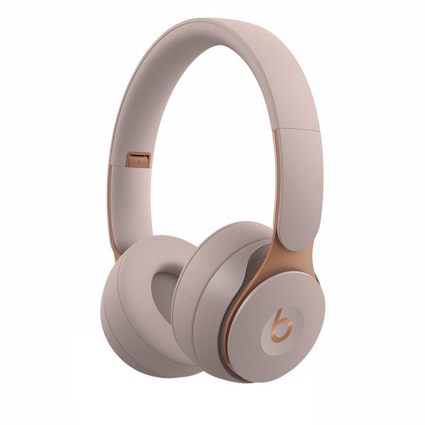 Наушники Bluetooth Beats — Solo Pro Wireless Noise Cancelling Grey