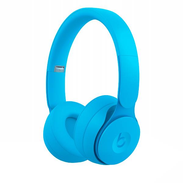 Наушники Bluetooth Beats — Solo Pro Wireless Noise Cancelling MMC Light Blue