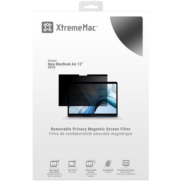 Наклейка для MacBook Xtrememac Privacy Filter MacBook Air 13 (MBA2-TP13-13)