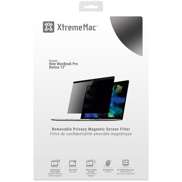 Наклейка для MacBook Xtrememac Privacy Filter MacBook Pro 13 (MBP2-TP13-13)
