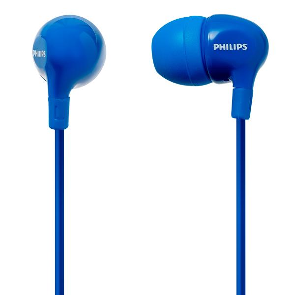 Наушники внутриканальные Philips — SHE3555 Blue