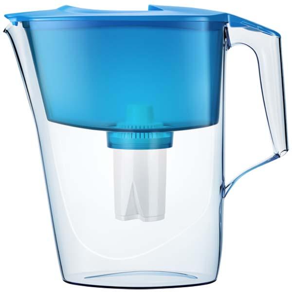 Фильтр для очистки воды Аквафор Стандарт, голубой