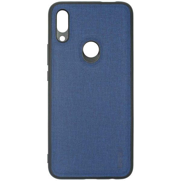 Чехол InterStep — TEX MV для HuaweiP Smart Z, Blue