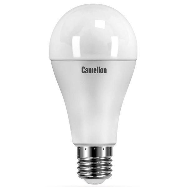 Лампа LED Camelion ЛОН LED20-A65/830/E27
