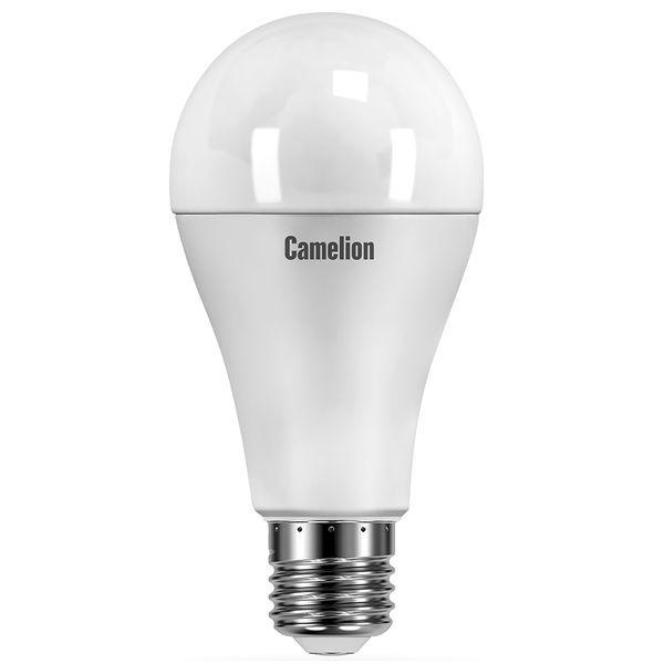 Лампа LED Camelion ЛОН LED20-A65/845/E27